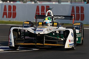 Formula E Practice report Mexico City ePrix: Di Grassi tops both practice sessions