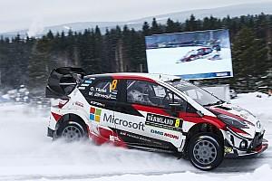 WRC Nieuws Al-Attiyah zet volgende stap naar part-time WRC-deelname