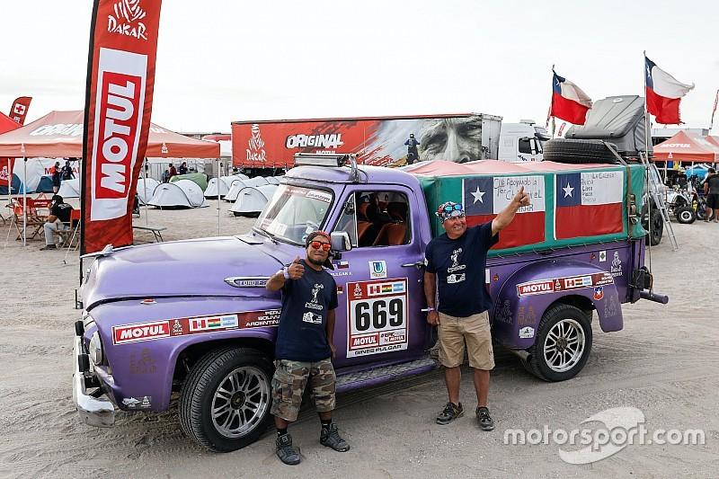 Dakar: Motul realizza il sogno del