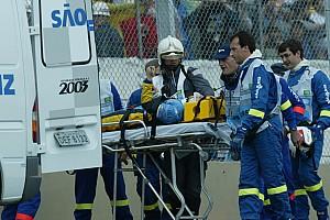 F1 Artículo especial Brasil 2003: el terrible accidente que ausentó del podio a Alonso