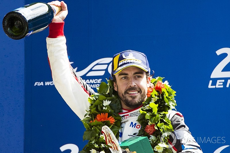 Alonso feared repeat of Indy 500 heartbreak at Le Mans