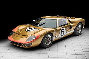 Ford's 1966 Le Mans GT40 could sell for $12m