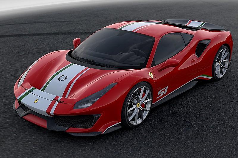 Ferrari 488 Pista Piloti буде доступний тільки для клієнтської програми
