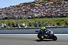 Rossi: Problema da Yamaha é transferir potência para o chão