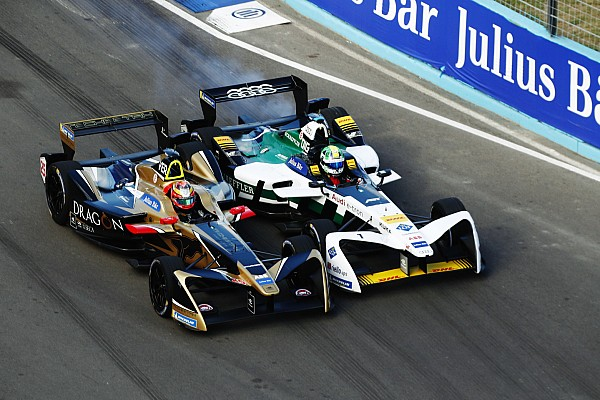 Formule E Raceverslag Vergne weerstaat druk Di Grassi en vergroot voorsprong