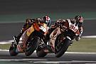 MotoGP 中上の最高峰クラスデビュー戦は17位「次戦はもっと大きく前進したい」
