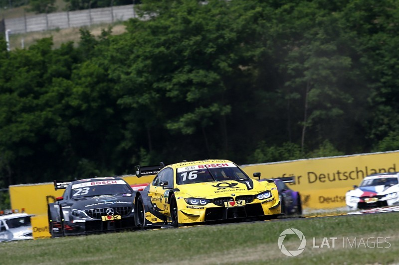 Glock expects Mercedes to keep