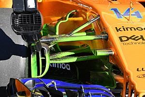 Formel-1-Technik: Neuheiten beim Barcelona-Test (2)