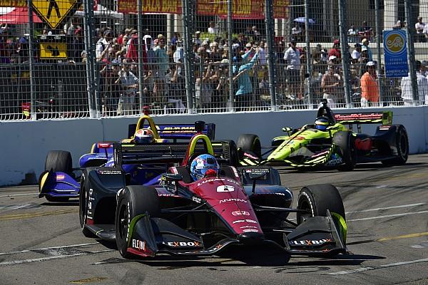 IndyCar Super-Rookies blamieren alte Hasen: IndyCar im Umbruch?