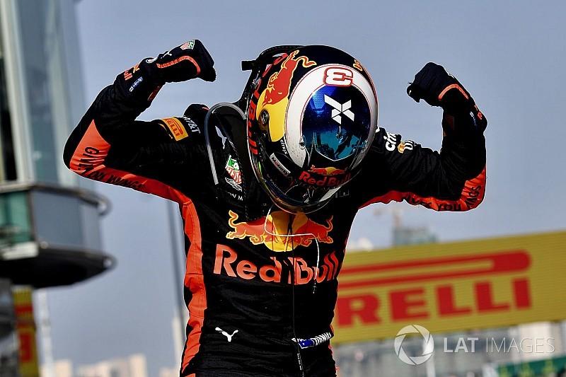 Ricciardo: Red Bull precisa de mais vitórias para eu ficar