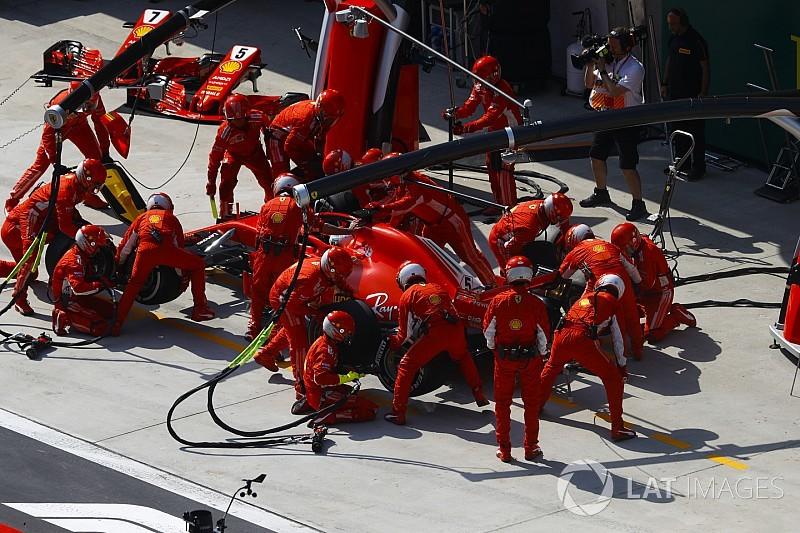 Sebastian Vettel: Kein Vorwurf an Ferrari wegen Taktikfehler