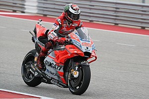 MotoGP Réactions Lorenzo