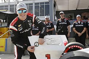 IndyCar Kwalificatieverslag IndyCar Barber: Newgarden verslaat Power nipt voor pole