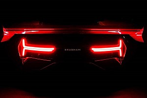 Automotive Breaking news Brabham provides first glimpse of new supercar, teases specs