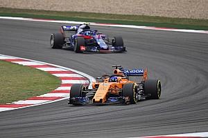 Алонсо роздратувався через запитання про Honda та Toro Rosso
