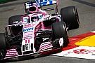 Perez: Force India, mevcut formuyla sıralamalarda son bölüme kalamaz