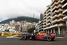 Формула 1 Пилоты Red Bull стали быстрейшими в первой тренировке в Монако