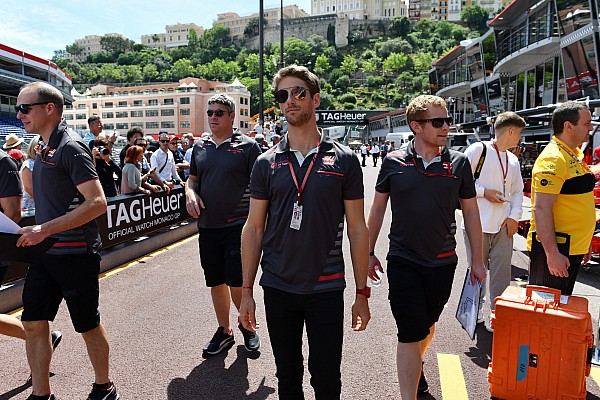 Haas dice que el futuro de Grosjean no está en duda