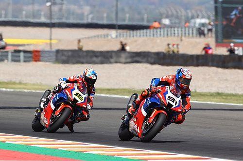 Honda trekt Lecuona en Vierge aan voor WK Superbike-seizoen 2022