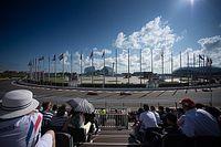 Weerbericht F1 Grand Prix van Rusland: Droog weekend verwacht