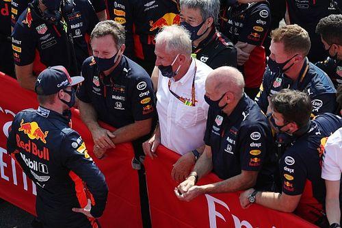 Red Bull: queremos retener a Albon y Newey