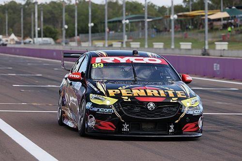 2020 Supercars Darwin Triple Crown race results