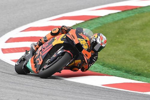 Red Bull Ring MotoGP: KTM's Espargaro tops FP1