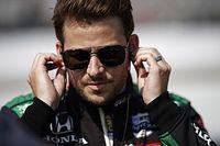 Marco Andretti ograniczył program