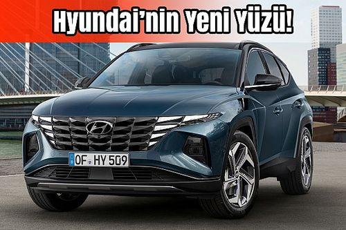 Yeni 2021 Hyundai Tucson tanıtıldı! | İlk Bakış