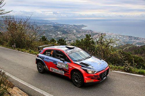 CIR: la vittoria del Rallye Sanremo torna a Craig Breen