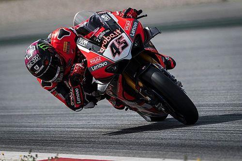 Tercepat di Aragon, Redding Minta Ducati Terus Tingkatkan Panigale V4R