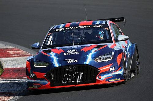 Tom Chilton joins Hyundai for inaugural Pure ETCR campaign