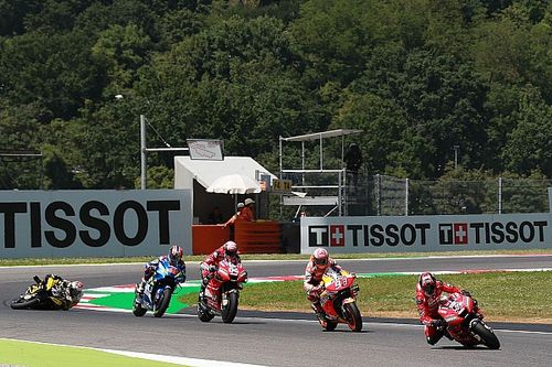 """MotoGP concession rules a """"good example"""" for F1"""