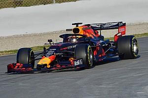 F1合同テスト初日午前:ベッテル最多周回&最速。レッドブル5番手発進