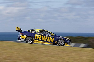 Winterbottom's first Holden test hampered by ECU issue