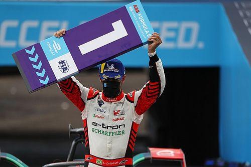 Di Grassi wint E-Prix Puebla na diskwalificatie Wehrlein