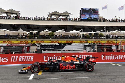 Pérez decepcionado por no estar top 3 en Francia pero espera podio