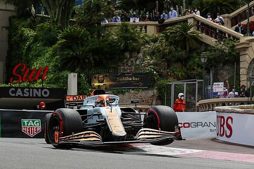 McLaren never expected podium pace in Monaco