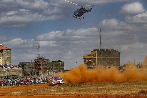 Toyoty na czele po wizycie w Nairobi