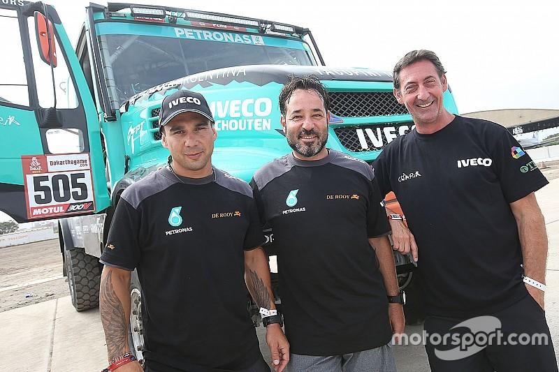 Villagra, Yacopini y Torlaschi prometen completar el Dakar 2019