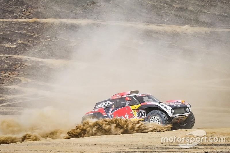 Dakar Stage 3: Peterhansel tercepat, Sainz kecelakaan