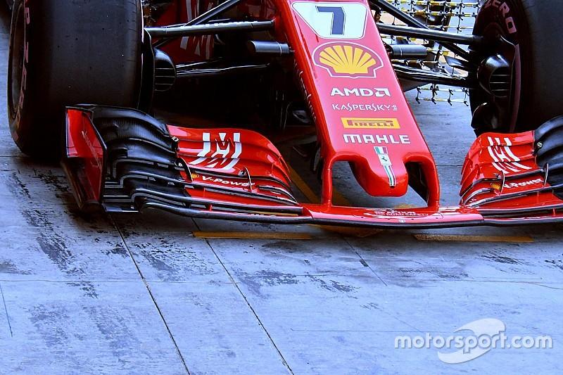 Waarom Ferrari's test met de 2019-spec voorvleugel weinig opleverde