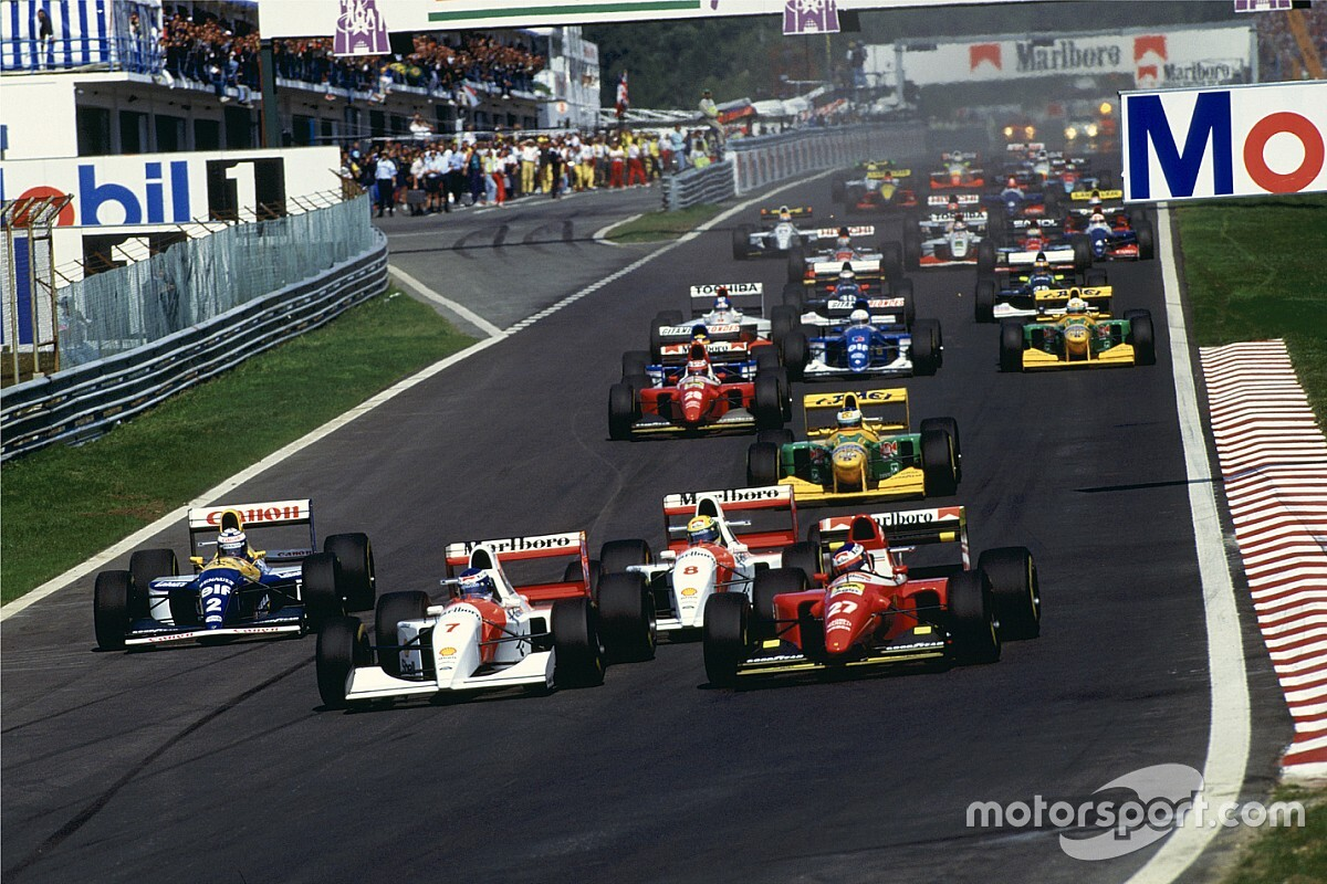"Retro: The day Hakkinen ""kicked Senna's ass"" at McLaren"