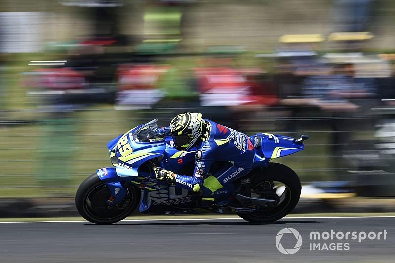 EL4 - Iannone redoutable, Yamaha reprend du poil de la bête