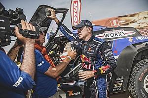 Sainz tras su Dakar más complicado:
