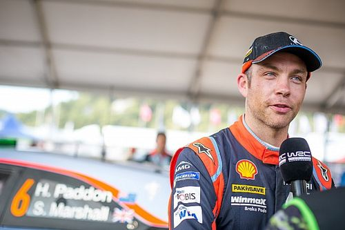 Paddon to compete in ARC opener