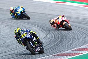 Posisinya terancam Ducati, Rossi turunkan ekspektasi