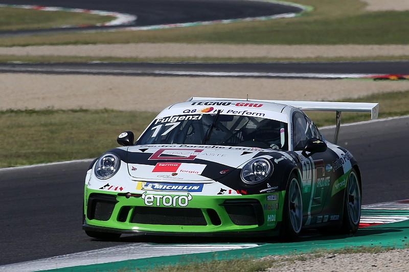 Carrera Cup Italia, Mugello: Fulgenzi torna in pole dopo il crash Mosca-Stefanelli