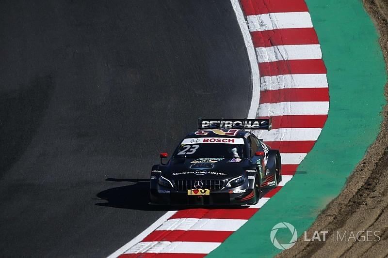 Incontestable victoria de Dani Juncadella en Brands Hatch