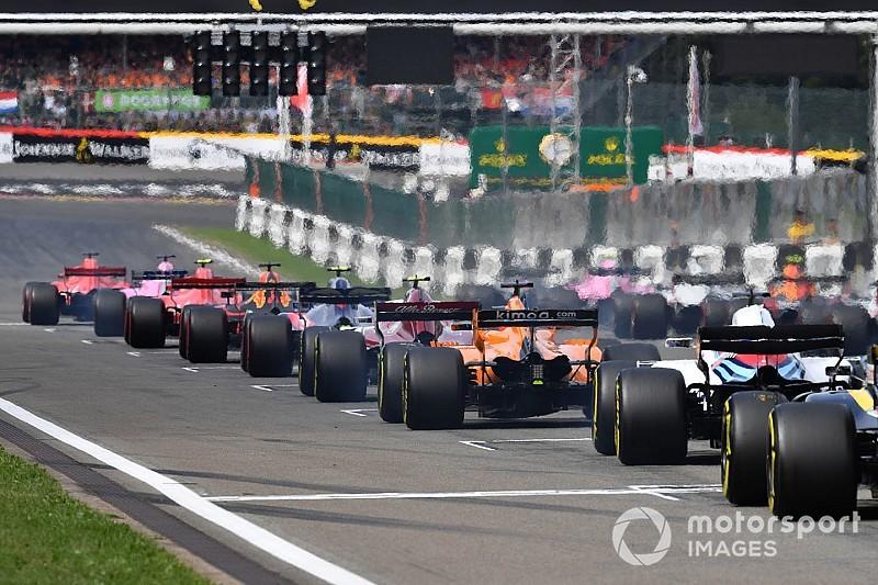 Formule 1 presenteert voorlopige kalender met 21 Grands Prix